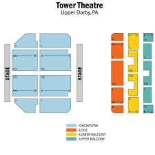 Tower Theater Pa Seating Chart Tower Theater Upper Darby Pa Automotive Union