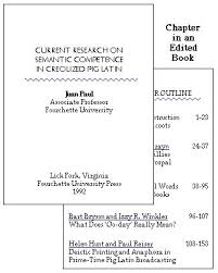 How To Cite A Quote In Apa Cool Awesome Collection Of Apa Book Reference Citation Example