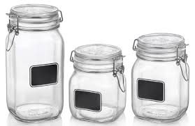 Decorative Glass Jars For Kitchen Awesome Decorative Glass Kitchen Storage Containers Decorating 51