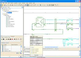 free electronic circuit diagram schematic drawing software  vesys design mentor graphics, wiring diagram constructor software Free Designing Wiring Schematic Softwear