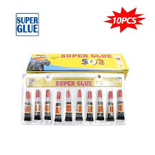 super glue leather strong instant adhesive transpa rubber metal glass wood resin and vinyl repair