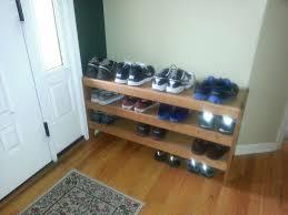 top result diy closet shoe shelves best of oak shoe rack plans diy free pocket