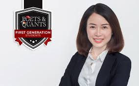 Poets&Quants | 2020 First Generation MBAs: Ivy Nguyen, Emory University  (Goizueta)