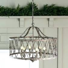 rustic drum chandelier wine country 6 light pendants metal large rustic metal drum chandelier shade lighting