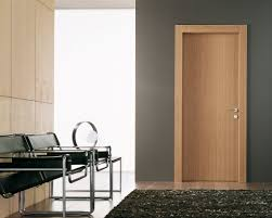 goldenrod wooden interior door designs for homes with gray wall and wooden wall facing modern