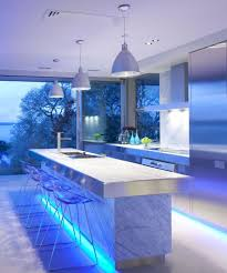 Kitchen Pendant Lighting Blue Roselawnlutheran - Modern kitchen pendant lights