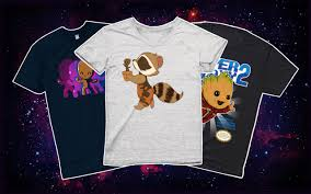 Make You Shirt These Groot Shirts Will Make You Wanna Dance Discovergeek Search