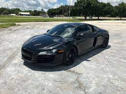 2012 Audi R8 V8 Blacked Out Audi Audi R8 2012 Audi R8