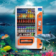 Snack Vending Machines With Card Reader New China Combo Vending Machine With Credit Card Reader Apple Pay