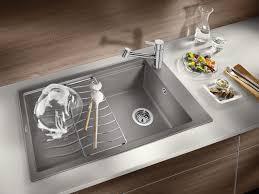 Blanco Elon 45 S Silgranit Anthracite Kitchen Sinks From Blanco