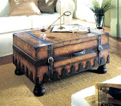 wooden chest for coffee table solid wood storage trunk decorative wooden for pallet wood