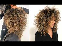 how to cut long round layers haircut on