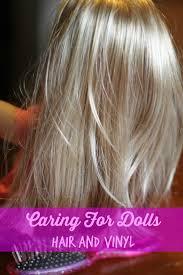 re american doll hair