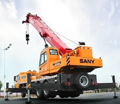 Sany Stc250h 25 Ton Truck Crane For Sale