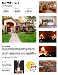 real estate flyer templates doors all ten flyer templates for just 99
