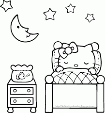Small Picture Coloring Pages Free Printable Hello Kitty Coloring Pages For Kids