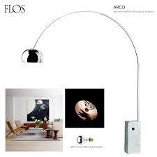 flos arco arco lighting