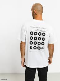 Carhartt Wip Motown Orderform T Shirt White