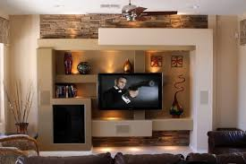 Small Picture Media Wall 5 Contemporary Family Room Phoenix by