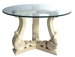 full size of modern round dining table base x metal bases limestone kitchen gorgeous d fascinating