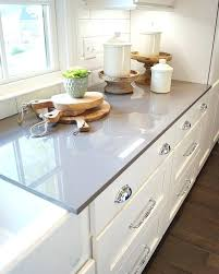 Gorgeous Ideas Gray Countertops With White Cabinets Amusing Dark Shining  Inspiration Grey Countertop 15  White Cabinets With Marble Countertops L47