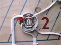 wiring a wall light how to wire a light switch and wall light switch junction box showing wiring junction box