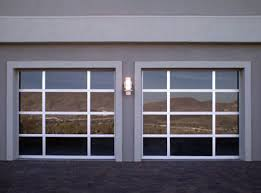 glass garage doors. Custom Modern Glass Garage Doors -
