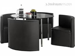amazing round space saving dining table and chairs round marble dining table set dsko all nite graphics