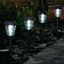 solar led landscape lights reviews lovely outdoor lighting for brightest