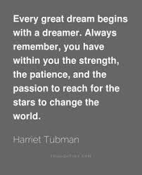 Goal The Dream Begins Quotes