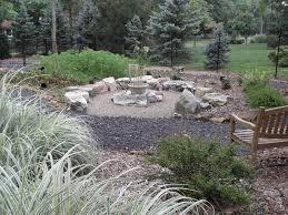 circular outdoor seating area bridgewater nj