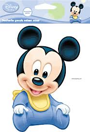 Disney Baby Mickey Mouse PNG (Page 1) - Line.17QQ.com
