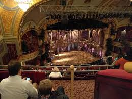 Richard Rodgers Theatre Section Rear Mezzanine L Row J
