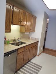 small oak wood kitchen cabinets before being painted budget friendly ideas