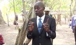 Mariano Nhongo propõe envio de representantes para o início do diálogo