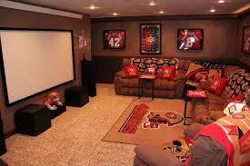 49ers Room Designs Hubbys 49er Mancave I Did For Him Man Cave Basement Man