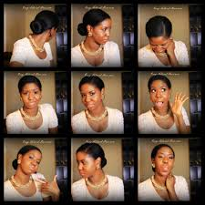 Sock Bun Hair Style low sock bun on my natural hair hairstyle for every occassion 7635 by wearticles.com