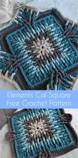 Square Crochet Pattern