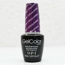 Opi Purple Color Chart Opi Gelcolor Suzi The 7 Dusseldorfs Gc G23