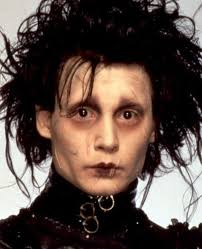 ve neill edward scissorhands. my special effects make-up - sfx | pinterest edward scissorhands ve neill