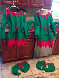 Elf Costume Pattern
