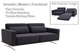 king sofa bed. Venus_Modern_Convertible_Futon_Sofabed_Sleeper_Grey King Sofa Bed