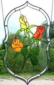 faux stained glass window panels best stain glass patterns and