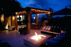 outdoor pergola lighting. Pergola With Lights Outdoor String Lighting Home Design Pictures