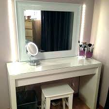 small makeup vanity set long vanity table makeup with lights best mirror stylish remodeling 3 small