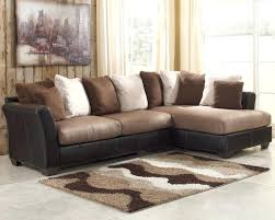 attractive white leather sectional ashley furniture masoli mocha ashley leather sectional sofa ashley leather sectional sleeper