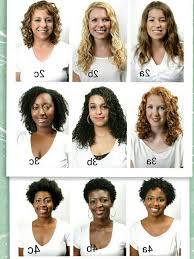 15 Hair Types Chart Consulting Proposal Template