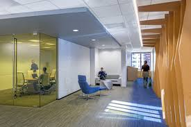 office design group. hollander design group has designed a new office space for econ one located in los angeles california although workplace trends over the last several e
