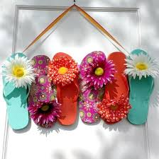 9 fun flip flop decorations and crafts