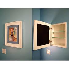 Medicine Cabinet Frame Concealed Cabinet Concealed 13 X 16 Recessed Medicine Cabinet